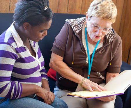 Laurel Pregnancy Center--Changing Lives Together
